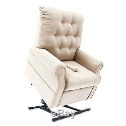 Mega Motion Easy Comfort LC-200 Power Recline and Lift Chair FAWN Color