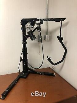 Mobility Scooter Hoist BRUNO VSL-670 Electric Lift Power Chair Van Cab 400 Lb