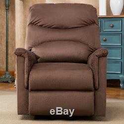 Morden Electric Power Lift Recliner Armchair Padded Seat WithRemote Control