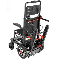 Motorized Climbing Wheelchair Stair Lifting Chair Electric Power Wheelchair 2IN1