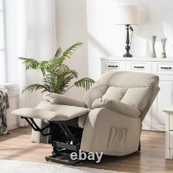 New Electric Power Lift Full Body Massage Chair Recliner Zero Gravity Lounge