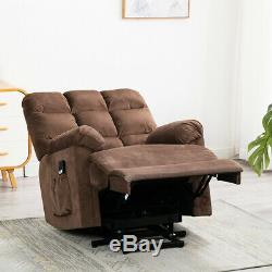 Oversize Electric Power Lift Recliner Chair Frame Upgraded Recliner Motor Sofa
