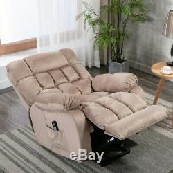 Oversize Electric Power Lift Recliner Massage Chair withHeat vibration for Elderly