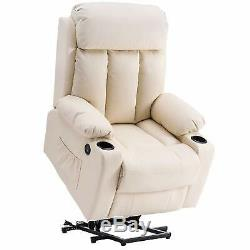 Oversized Electric Power Lift Recliner Chair Sofa for Elderly Big and Tall Adult