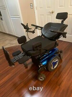 Permobil M300 M-300 Powered Wheel Chair Recline/Lift Loaded