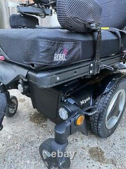 Permobil M300 Power Chair with TILT, RECLINE, LEGS & SEAT LIFT Used Wheelchair