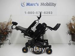 Permobil M3 Power Chair 12 Seat Lift, Tilt, Recline, Legs #1133