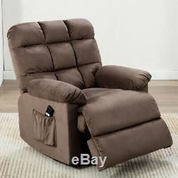 Power Electric Lift Recliner Chair Elderly Armchair Seat Lifting Mechanism