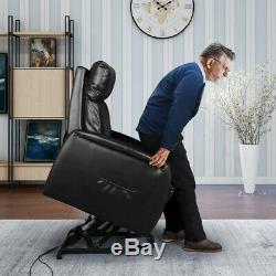 Power Electric Lift Recliner Chair Modern Reclining Chair Auxiliary Standing