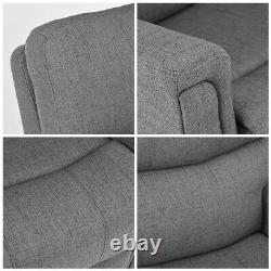 Power Lift Chair Massage Recliner Auto Electric Sofa Heat Vibration Seat Elderly