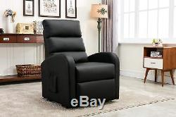 Power Lift Chair Recliner RC Medical Assist Wall Hugger Lounge Seat For Elderly