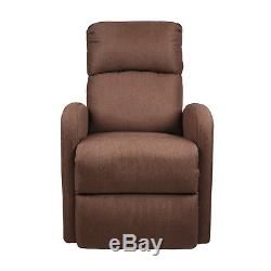 Power Lift Recliner Sofa Chair Massage Padded Seat Vibration Heated Living Room