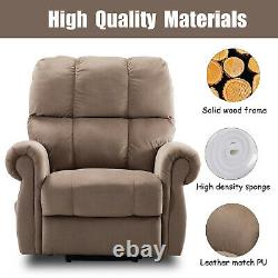 Power Lift Recliner for Elderly 23W Seat Massage Chair Sofa with Heat vibration