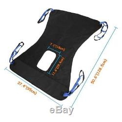 Power Patient Lifter Full Body Sling Medical Lift Equipment Transfer Belt Chair