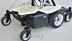 Power chair JAZZY AIR superb condition lifts 18 inches what a nice lift Jazzy