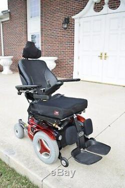 Power chair Permobil C-300 superb condition tilt recline flat and feet lift