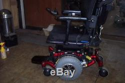Quantum 6000z Power Chair Power Seat Lift! Lowered $1000