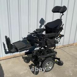 Quantum Edge 2.0 iLevel Power Chair Electric Motorized Wheelchair with Tilt/Lift