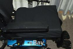 Quantum Q6 Edge 2.0 Power Chair Wheelchair withTilt and Lift (used)