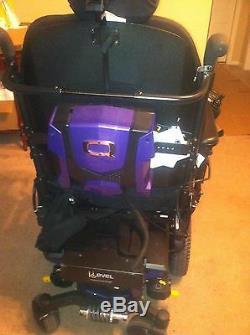 Quatum 610 Power Chair with Tilt & Lift