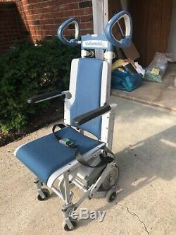 Scalamobil S30 stair-climbing chair lift, portable chair power stairclimber