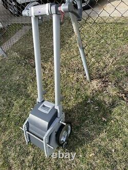 Scalamobil S35 stair-climbing wheelchair lift, portable chair power (Alber)As is