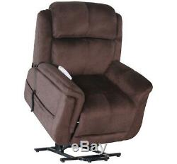 Serta Hampton 872 Perfect Comfort Infinite Position Lift Chair Power Recliner
