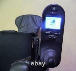 Sunrise Quickie QM710 Electric Power Wheel Chair 16 Seat Lift Tilt Recliner