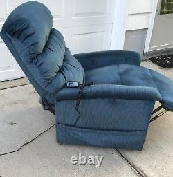 Ultra Comfort Power Lift and Recliner Chair UC542-M- Used Very Little