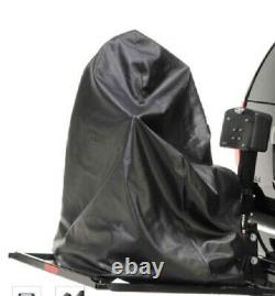 Universal Power Chair Vehicle Lift Transport Carrier, Swing Arm, WeatherCover