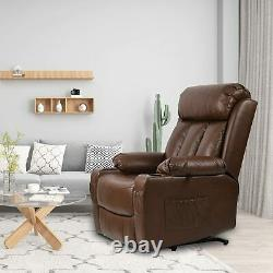 YITAHOME Ergonomic Electric Power Lift Massage Sofa Recliner Chair with Control