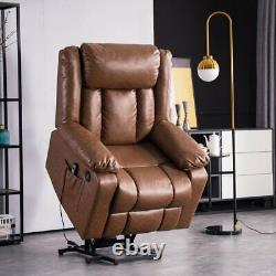 Zero Gravity Electric Power Lift Massage Chair Recliner Sofa Lounge Armchair USB